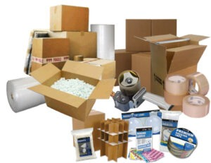 moving supplies or packing supplies for sale