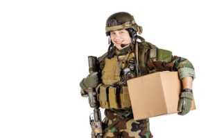 Storage Tips for Military Personnel