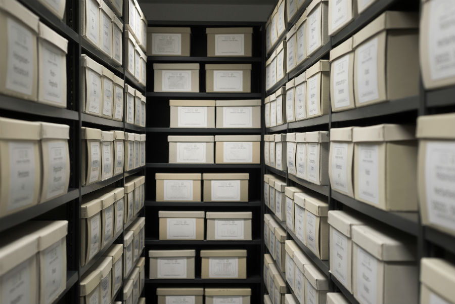 Advantages of Off-Site Document Storage