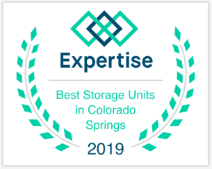 Best Storage Units in Colorado Springs Expertise Award