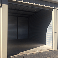 10x20 regular or climate enhanced storage unit 200 sq ft or 1600 cubic feet