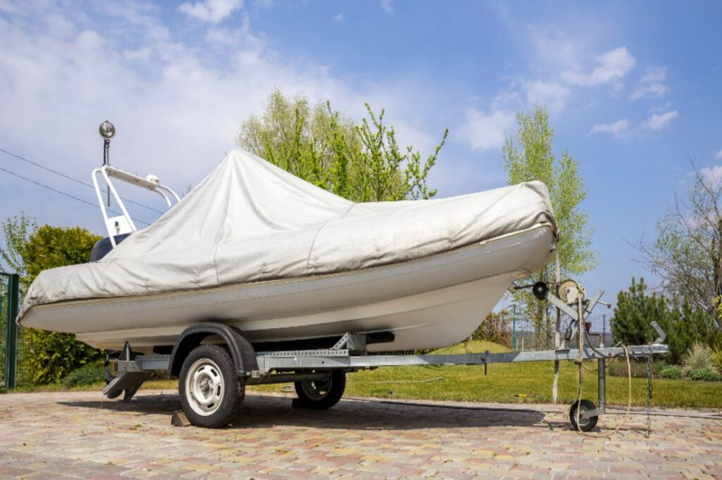 how and when you should winterize your boat