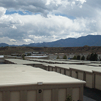 large storage facility in colorado springs