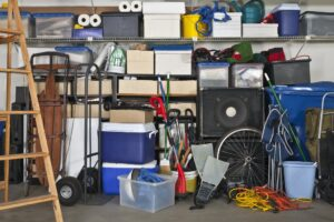 How to Clean Up Your Storage Space and get organized