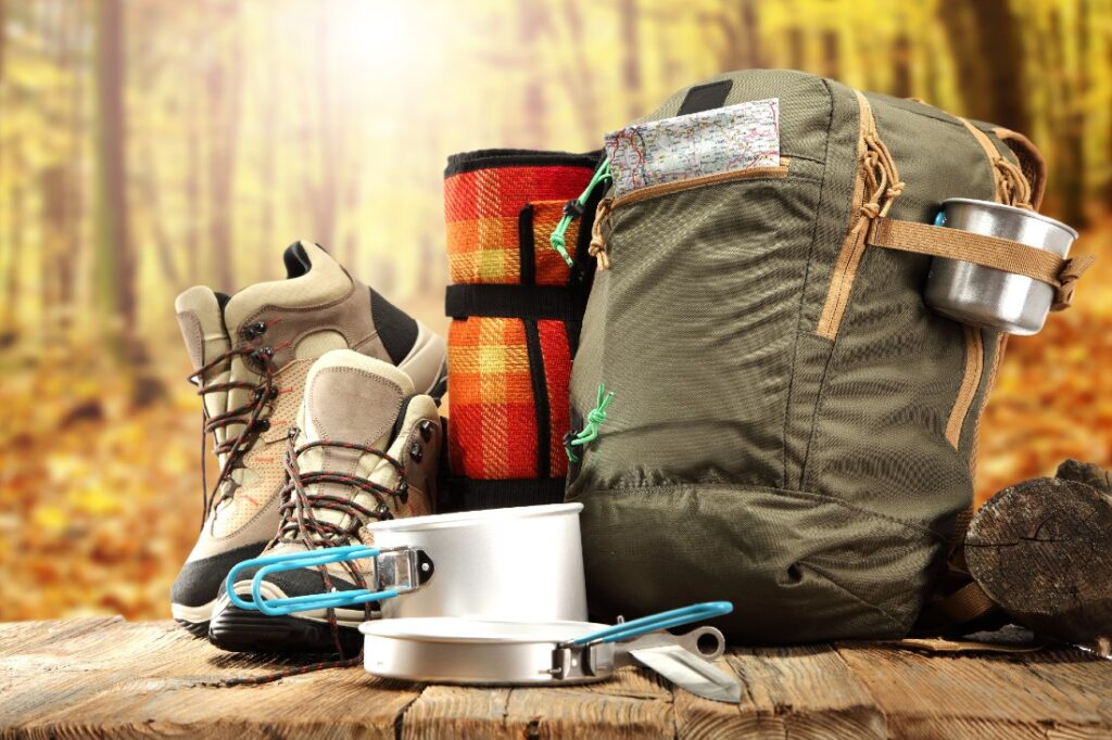 camping gear storage tips