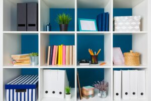 organization tips when working from home